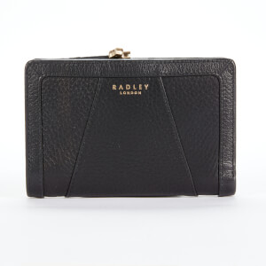 Radley Women's Wood Street Medium Ziptop Purse - Black
