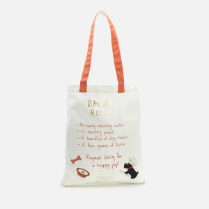 Radley Women's Life Is What You Bake It Medium Tote Bag - Natural