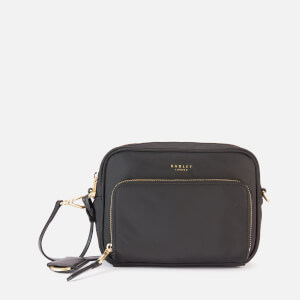 Radley Women's Finsbury Park Small Ziptop Cross Body Bag - Black