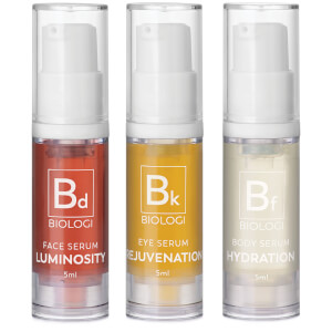 Biologi Save My Skin Mini Bundle (Worth $59.00)