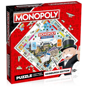 Edinburgh Monopoly Jigsaw