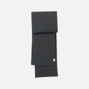 A.P.C. Women's Billie Scarf - Anthracite Chine