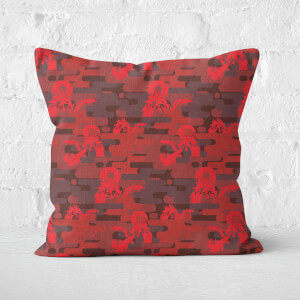 Donjons & Dragons Infernal Cushion Square Cushion