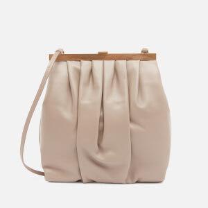 Mansur Gavriel Women's Frame Cross Body Bag - Elefante