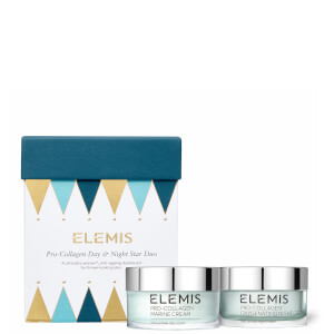 Elemis Pro-Collagen Day and Night Star Duo (Worth £186.00)