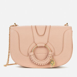 See By Chloé Women's Hana Chain Shoulder Bag - Powder