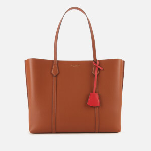 Tory Burch Women's Perry Triple-Compartment Tote Bag - Light Umber