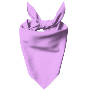 Purple Dog Bandana