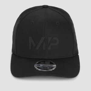 MP New Era 9FIFTY Stretch Snapback - Black/Black