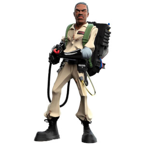 Weta Collectibles Ghostbusters Mini Epics Vinyl Figure Winston Zeddemore 18 cm
