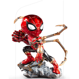 Iron Studios Avengers Endgame Mini Co. PVC Figure Iron Spider 14 cm
