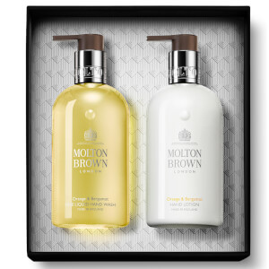 Molton Brown Orange and Bergamot Hand Gift Set