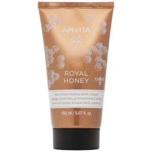 APIVITA Royal Honey Rich Moisturizing Body Cream 5.07 fl.oz