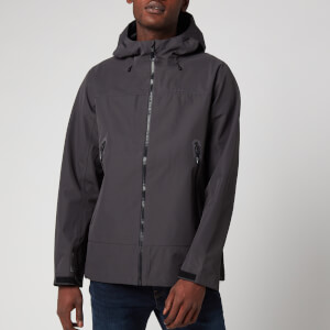 Superdry Men's Hydrotech Waterproof Jacket - Anthracite