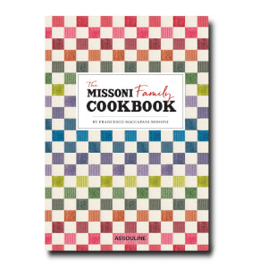 Assouline: Missoni Family Cookbook