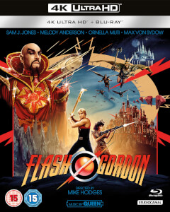 Flash Gordon 40th Anniversary - 4K Ultra HD