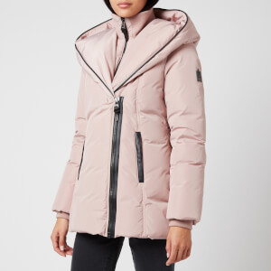 Mackage Women's Adali-Nfr Hooded Down Jacket - Petal