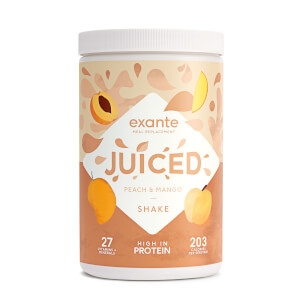 JUICED Pfirsich & Mango - 10 Portionen