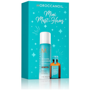 Moroccanoil Mini Must Haves- Dark Tones (Worth £15.70)