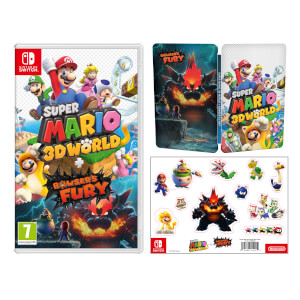 Super Mario 3D World + Bowser's Fury Pack
