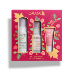 Caudalie Vinosource Serum Christmas Set S.O.S Hydration (Worth £45.00)