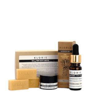 KLORIS The Kloris CBD Pamper Pack