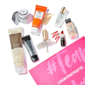 LOOKFANTASTIC Celebration of Beauty Box (Worth £128.00)