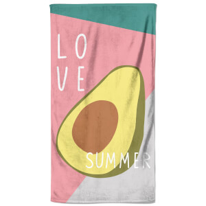 Avo Good Summer Beach Towel