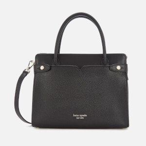 Kate Spade New York Women's Classic Medium Satchel - Black