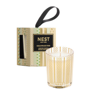 NEST Fragrances Birchwood Pine Votive Candle 2 oz