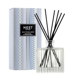 NEST Fragrances Blue Cypress & Snow Reed Diffuser 5.9 fl. oz