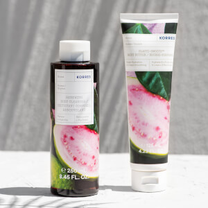 KORRES Juicy Guava Bites Bath and Body Duo