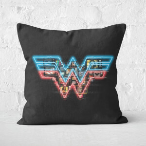 Wonder Woman 1984 Screens Square Cushion
