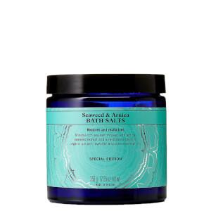 Seaweed & Arnica Bath Salts Limited Edition 350g
