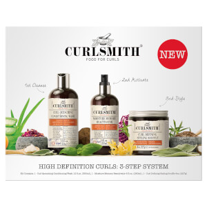 Curlsmith High Definition Curls 3-Step System