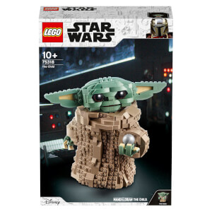 LEGO Star Wars: The Mandalorian The Child Building Set (75318)