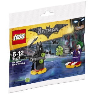 LEGO Super Heroes: The Joker Battle Training Minifigure Set (30523)
