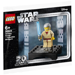 LEGO Star Wars: Obi-Wan Kenobi Minifigure Toy (30624)