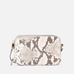 Ted Baker Women's Stina Double Zip Mini Camera Bag - Natural