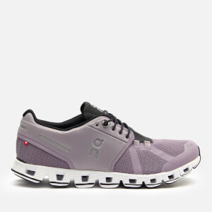 ON Women's Cloud Running Trainers - Lilac/Black