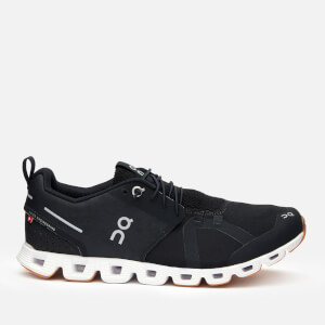 ON Women's Cloud Terry Running Trainers - Black/White