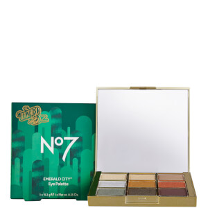 Wizard of Oz Emerald City Eye Palette