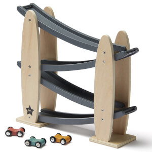 Kids Concept Car Track - Grey
