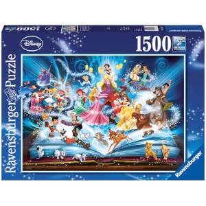 Ravensburger Disney Storybook Puzzle (1500 Pieces)