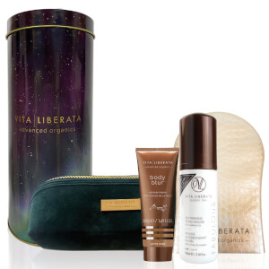 Vita Liberata The Ultimate Shimmer and Glow Kit - Mousse Dark (Worth £53.50)