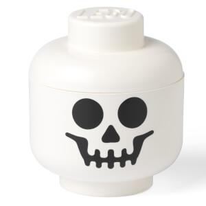 LEGO Storage Skeleton Head - Small