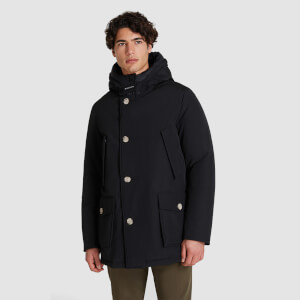 Woolrich Men's Arctic Parka - New Black