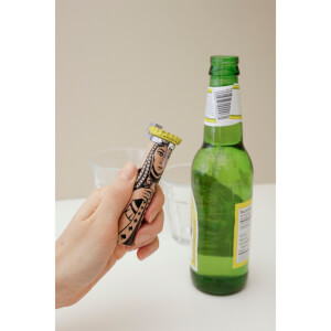 Kikkerland Queen Bottle Opener
