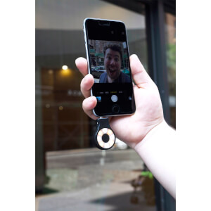 Kikkerland Smartphone Selfie Light