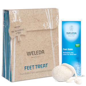 Weleda Feet Treat Set (Worth £15.70)